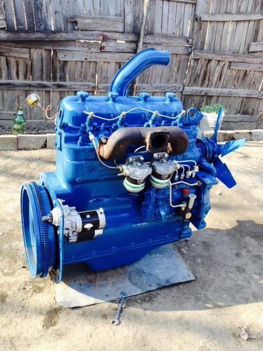 Vand motor de Tractor U-650in stare perfecta de functionare si echipat