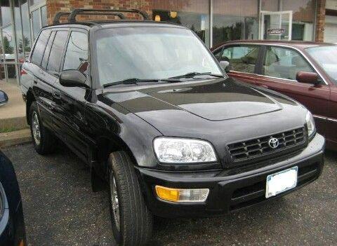 Toyota Rav4 a venda