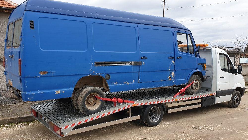Пътна помощ-Репатрак-Автовоз- Транспортни услуги ПЛОВДИВ гр. Пловдив - image 2