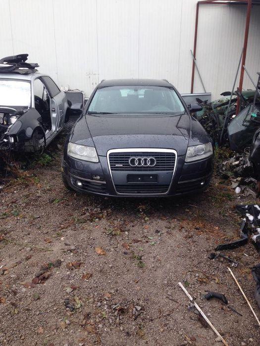 Audi a6 4F 3.0tdi S-Line 224кс на части/ A6 4ф 3.0тди С-лайн