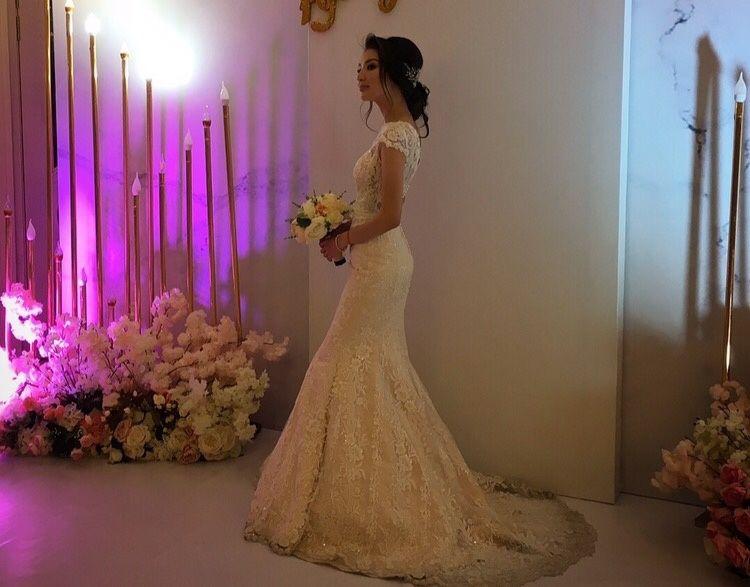 Продам свадебное / кыз узату платье в европейском стиле
