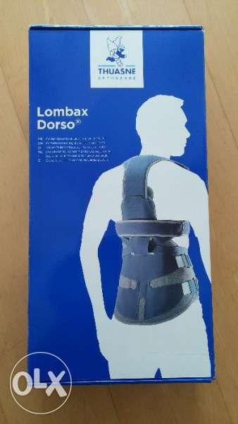 Коригиращ корсет/лумбален/Lombax