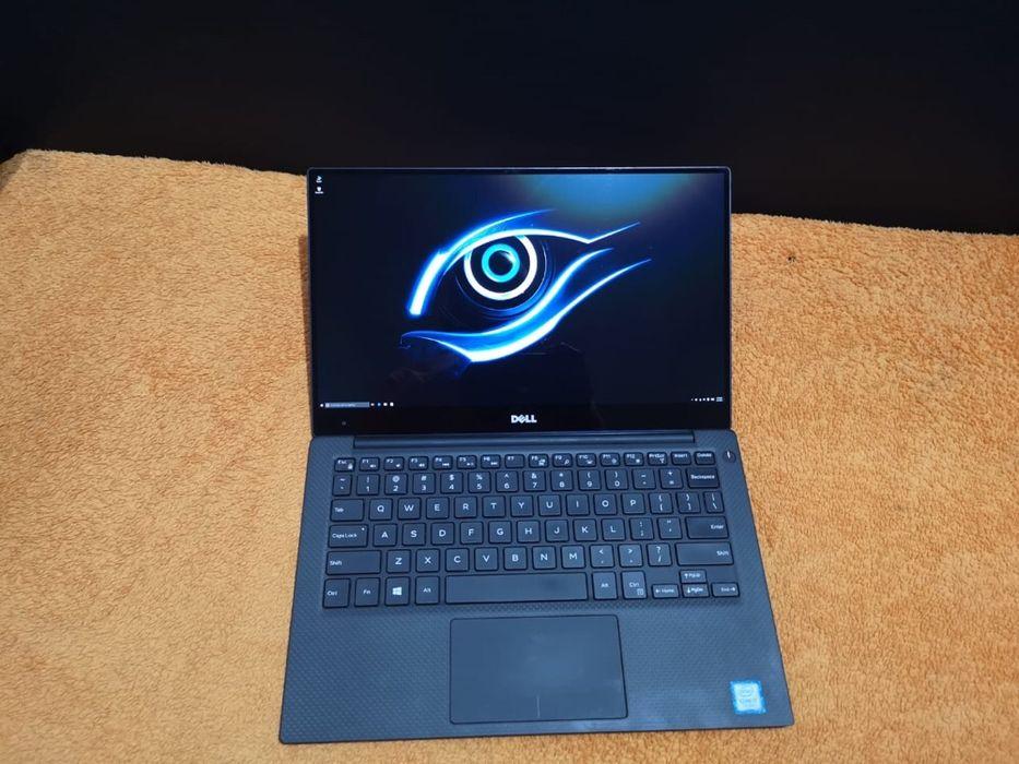 "UltraBook Dell XPS 13.3""QHD 4K Metálic Body Full Carbon Touchscreen In"