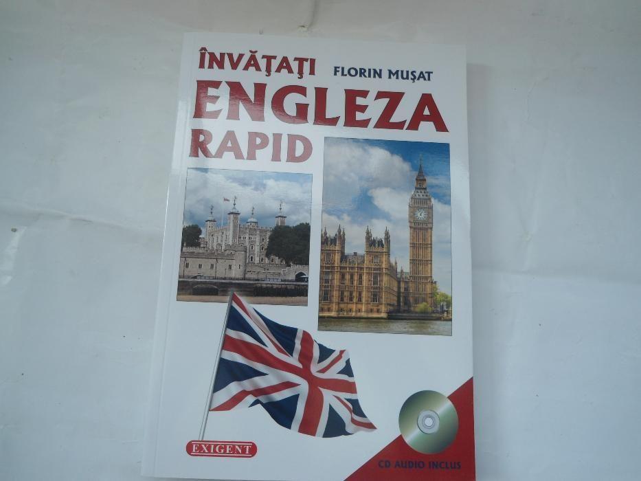 Invatati engleza rapid + CD
