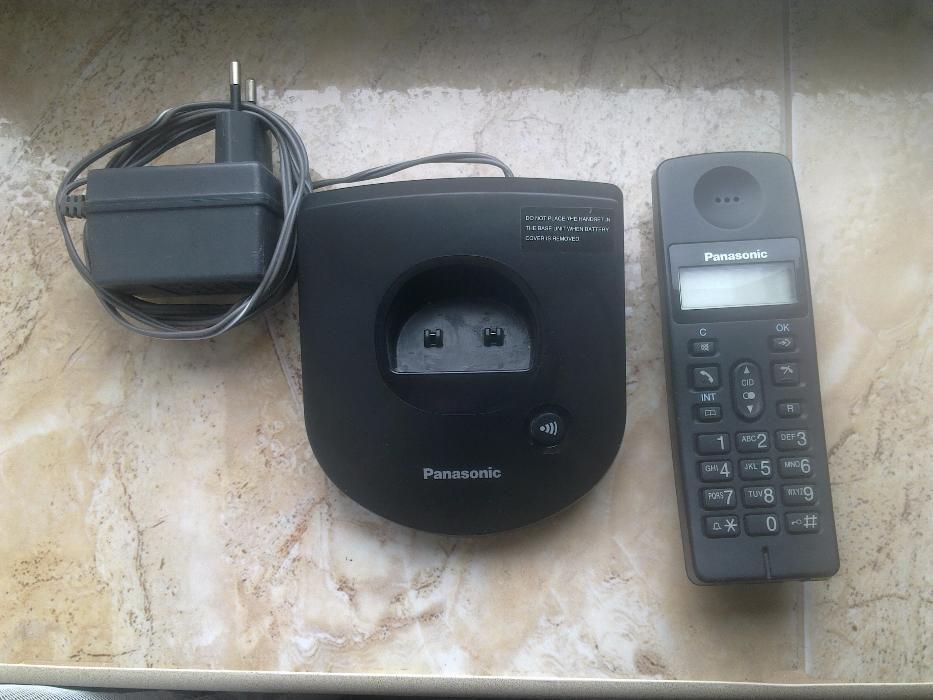 Безжичен стационарен телефон Panasonic