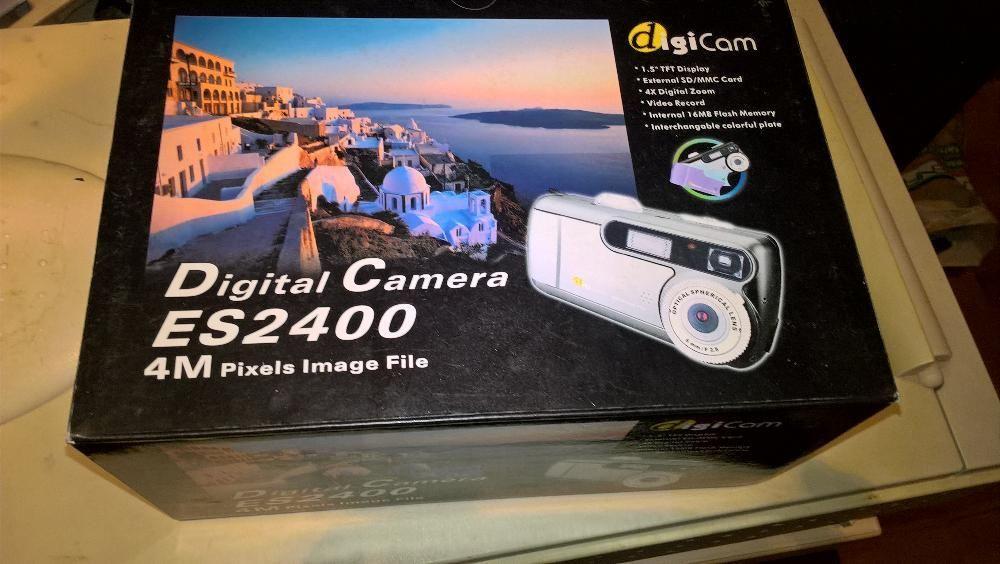 Camera Foto Digitala DigiCam ES2400 4 M Pixel.
