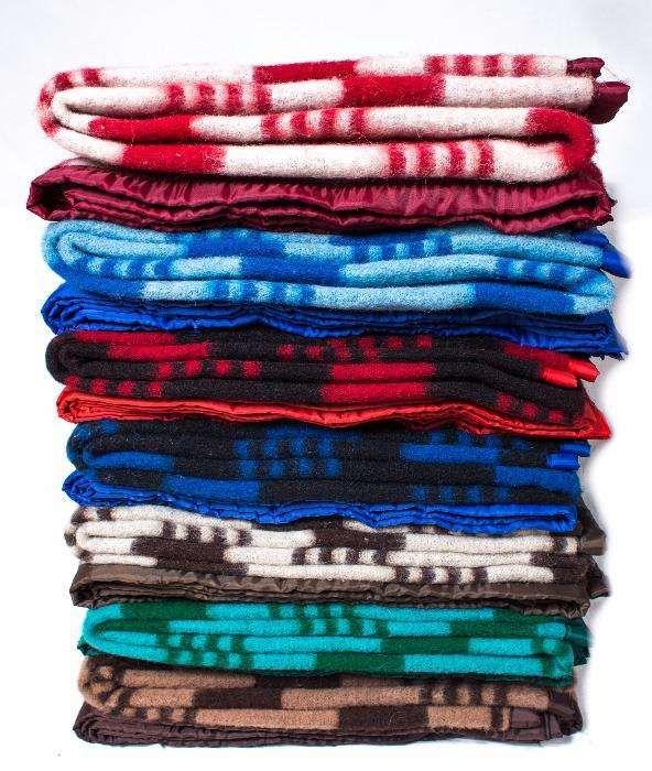 Paturi traditionale cu 50% lana, 150x200, 1.8 kg