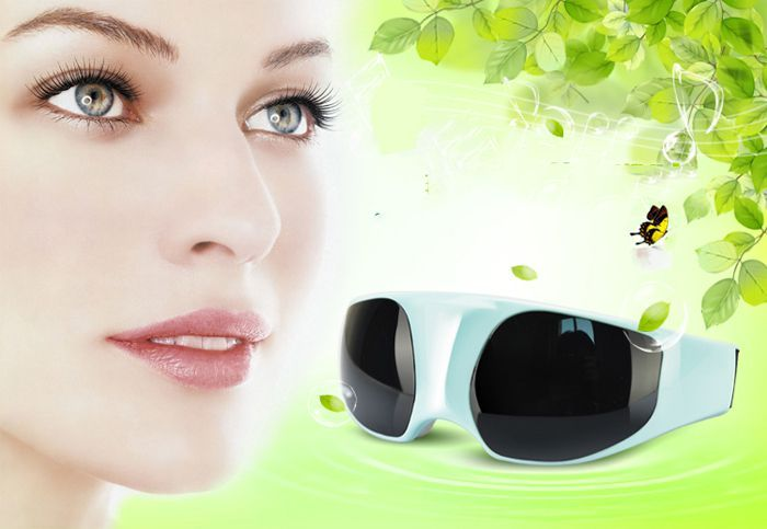 Aparat Masaj Ochi Healthy Eyes relaxare si imbunatatire vedere