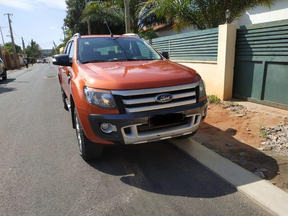 Ford Ranger Wildtrack Ler discrição