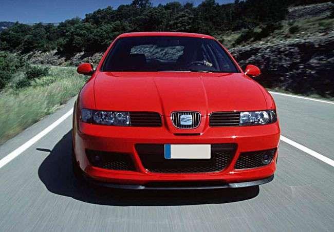 Lip/ Spoiler/ Prelungire universala VW/Seat/Skoda/Renault/Leon Cupra