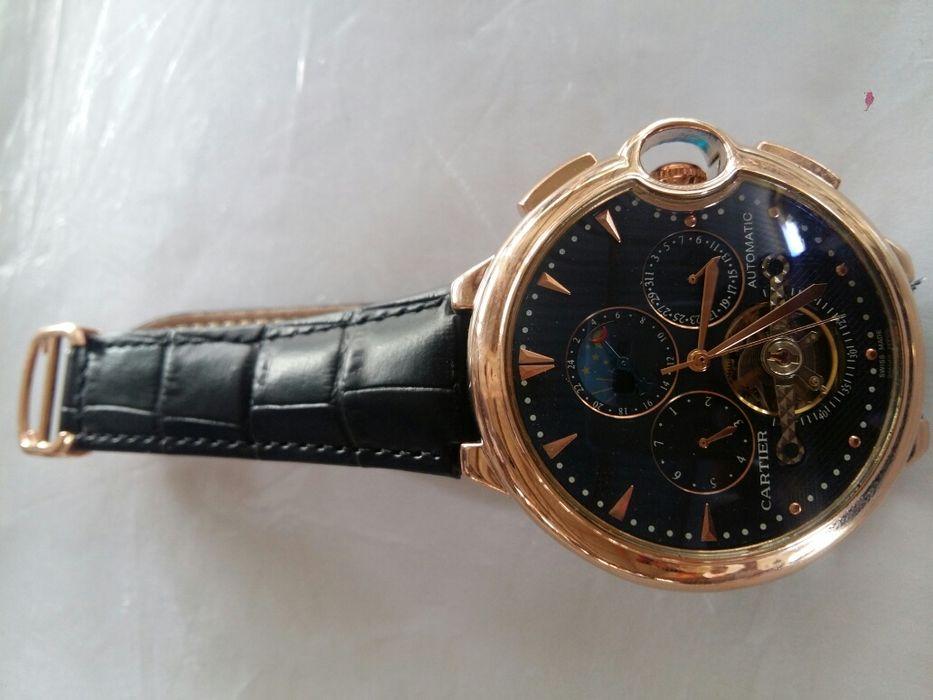 Relógios Cartier automático