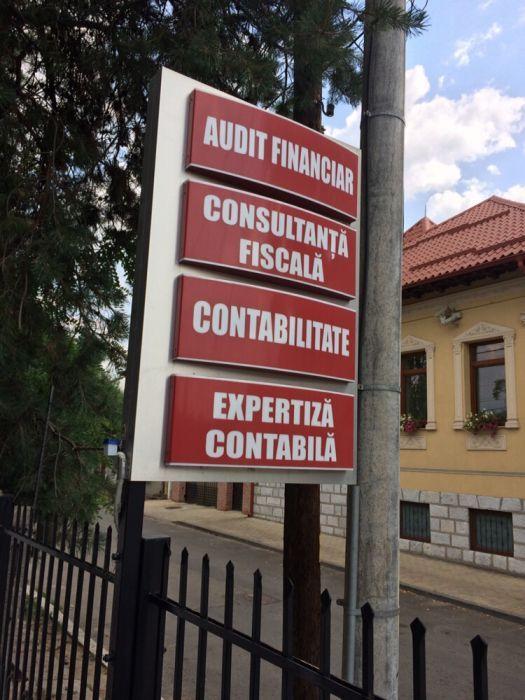 Contabilitate / Audit Financiar / Consultanta Fiscala / Expertiza cont