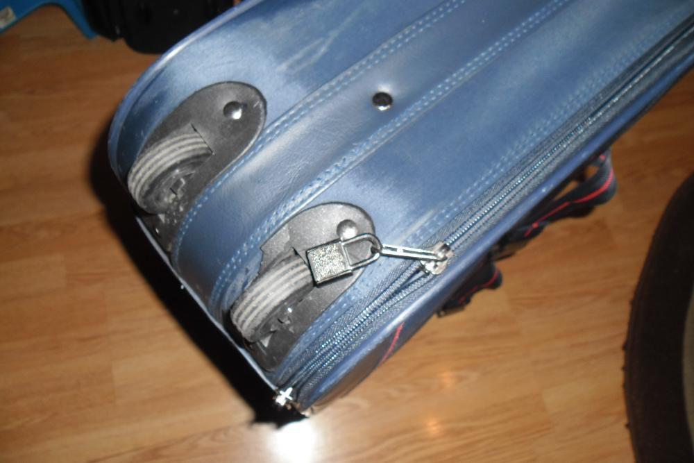 Troller-valiza - voiaj