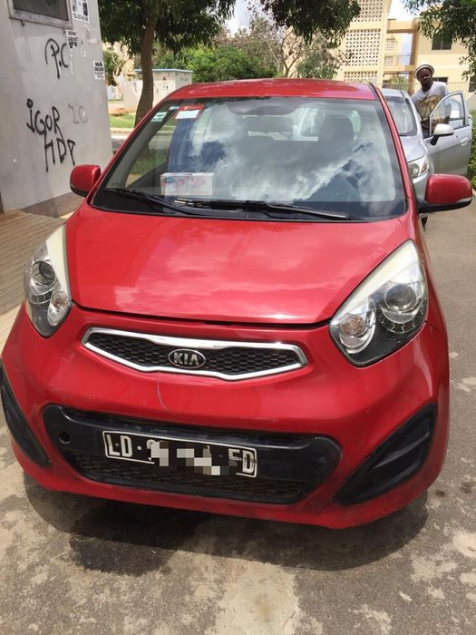 Vende-se este kia picanto manual