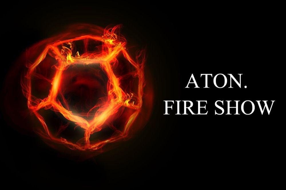 Огненное шоу ATON. FIRE SHOW