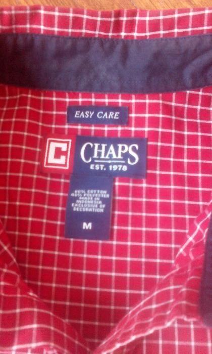 camasa Chaps