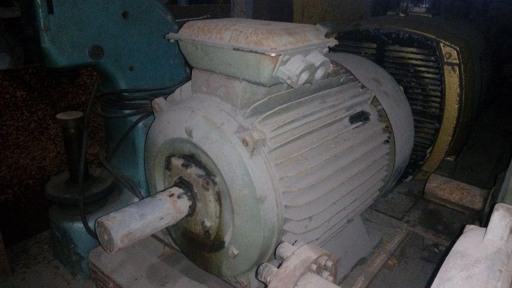 Ел. двигател 55 кВт, 1460, 2900об./мин.