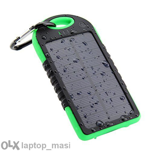 Соларно зарядно, влагоустойчива Power Bank, solar power bank