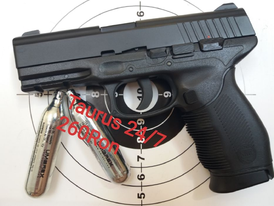 REDUCERE Pistol airsoft full metal pe co2 putere mare 6mm Nu WALTHER Bucuresti - imagine 2