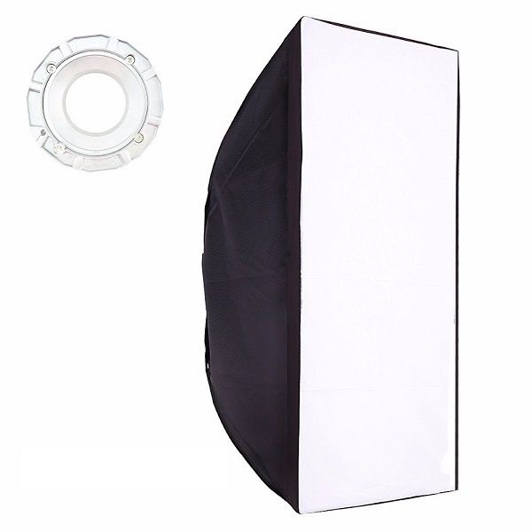 Softbox 60x90 cm/ 80x120cm montura Bowens