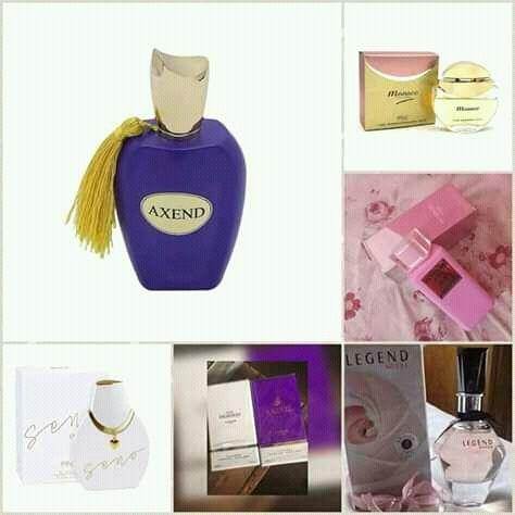 Perfumes Disponivel