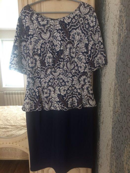 Продам платье 52-54