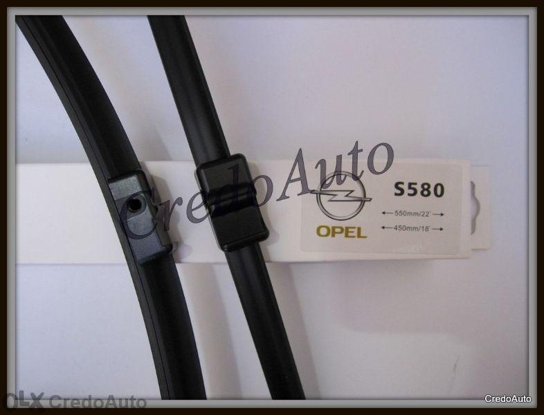 Промоционална цена!Комплект Чистачки Opel Astra H (550мм/450мм)