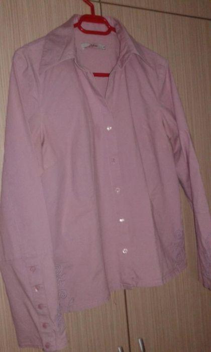 Camasa roz pudra