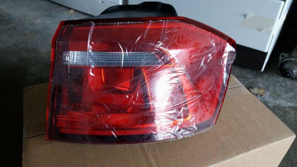 VW Golf 7 Sportsvan Десен стоп 2014г