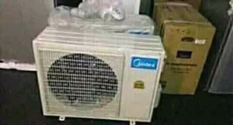 Ar condicionado de 9btu
