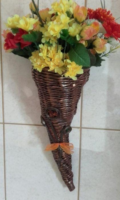 Cos de flori