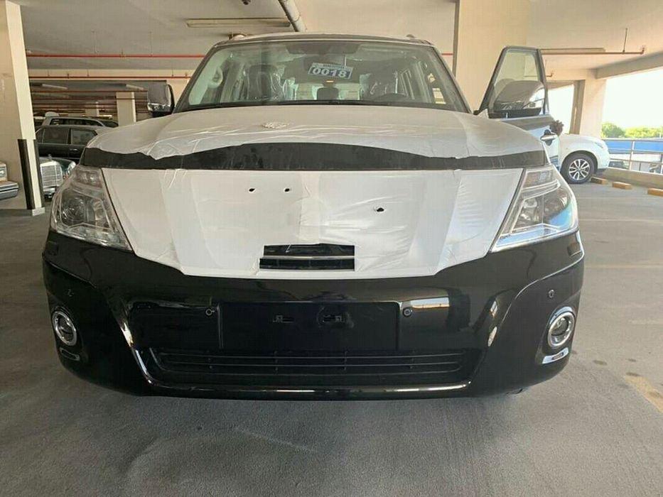 Nissan Patrol 0km