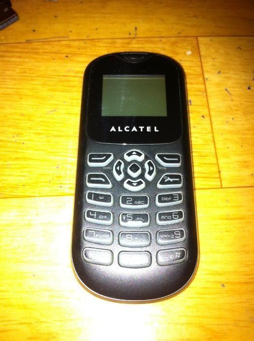 Alcatel OT-105 , НОВ , GSM , Алкател ОТ-105