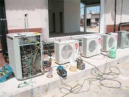 Prestamos serviço de reparação de ar condicionado arca geleira Talatona - imagem 1