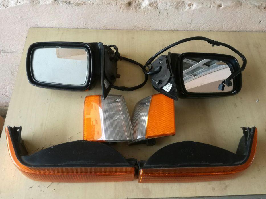 Огледала, предни мигачи и габарити оригинални за Джип Гранд Чероки ZJ