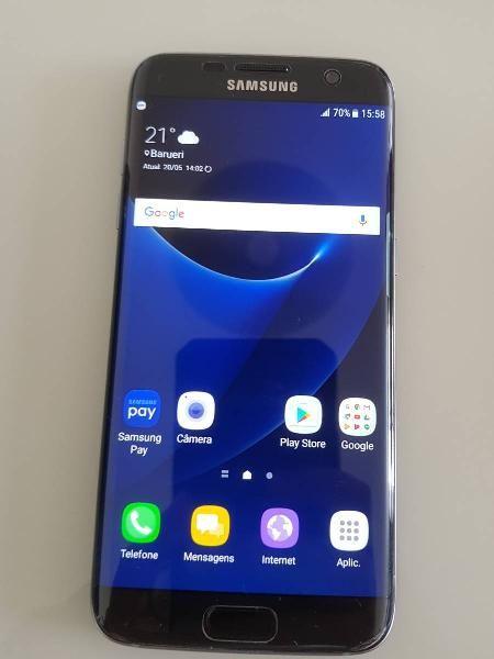 Galaxy S7 Edge 32gb limpo