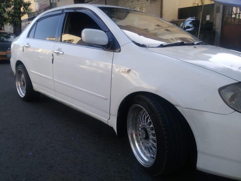 Toyota Escova Luxel