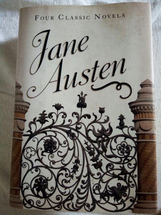 Jane Austen Four Classic Novels carte in limba engleza