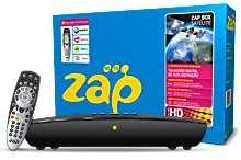 Box (Descodificador) HD+ da ZAP