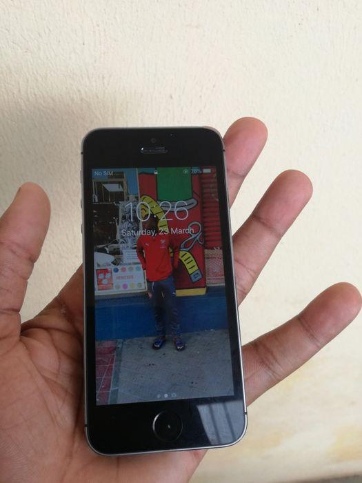 Iphone 5s 16gb sem icloud em bom estado de conservação