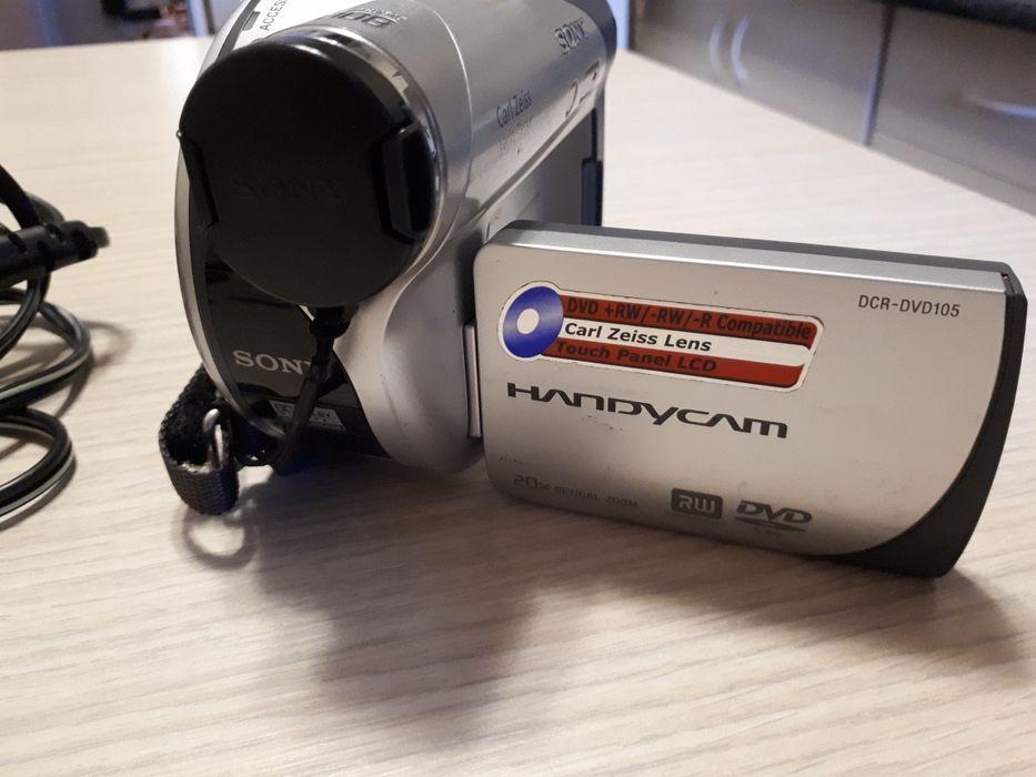 Camera video mini dvd SONY DCR-DVD105