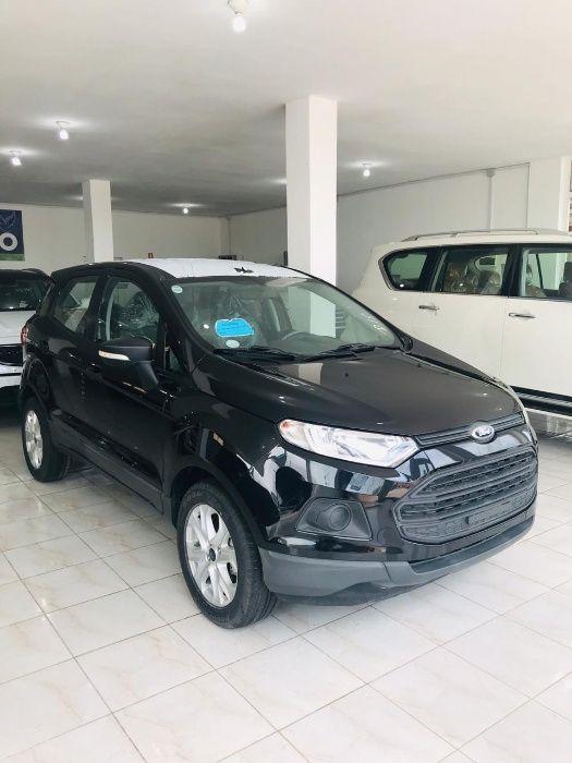 Ford EcoSport Novo 8 Milhões de Kwanzas