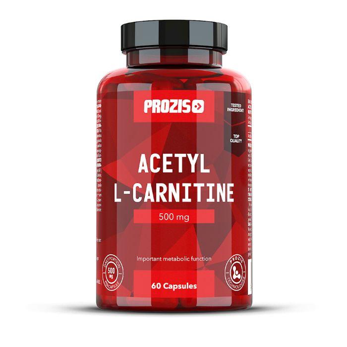 L-Carnitine para queima de gordura