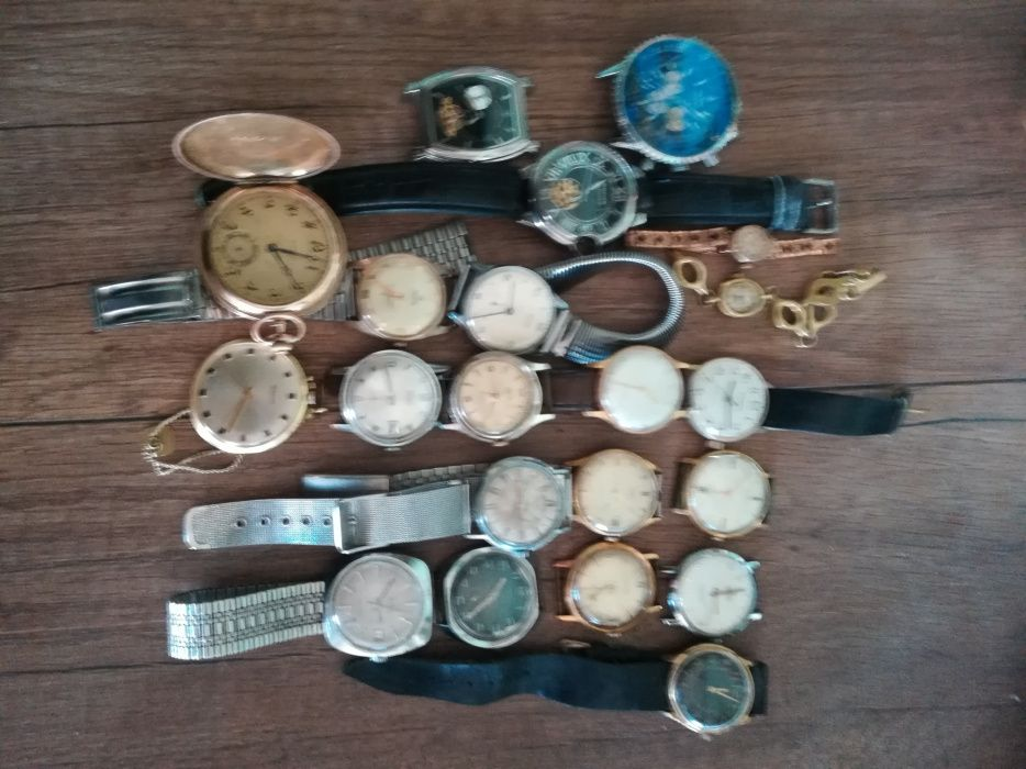 ceasuri de colectie