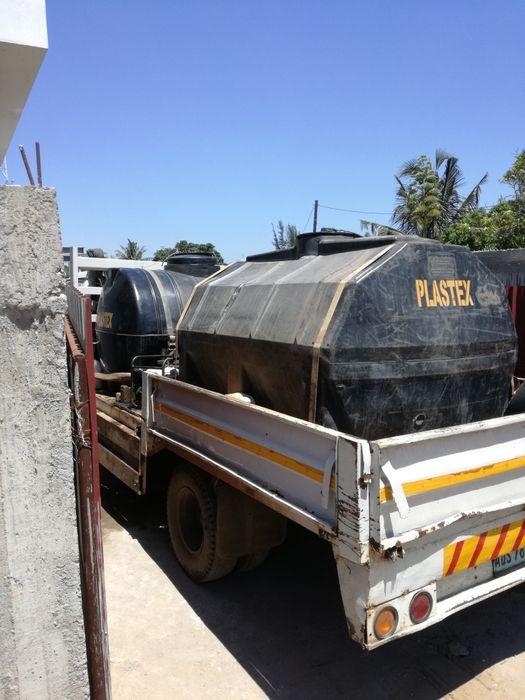 Água Potável em camião cisternas