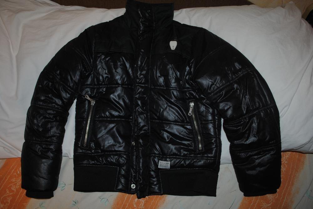 G-star Raw Winter Jacket черно зимно яке - размер М