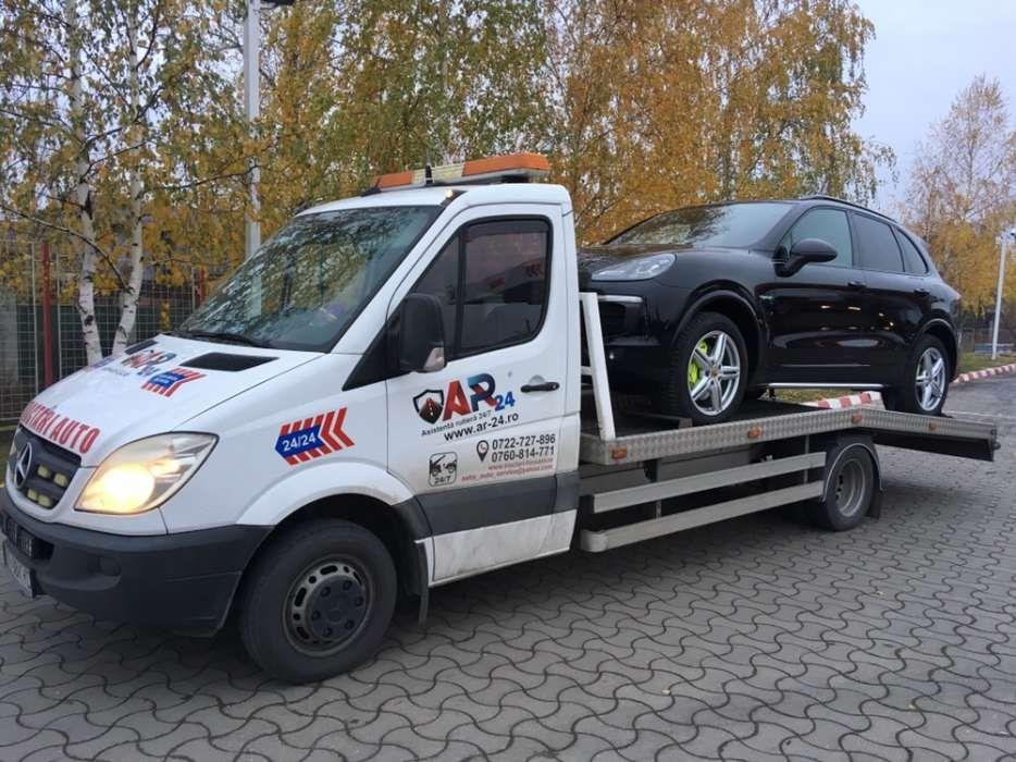 Tractari auto AR24 Focsani/Vrancea Golesti - imagine 1