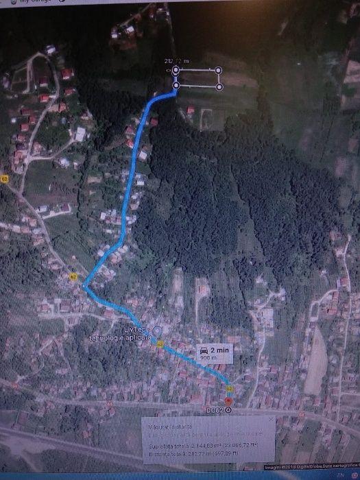 Vand teren in Bogdanesti, Vladesti, Priporu