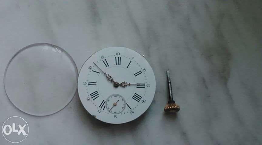 Mecanism ceas de buzunar