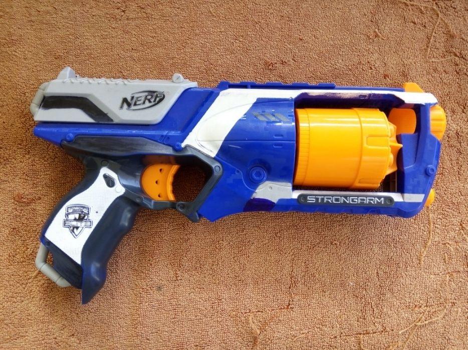 Nerf Blaster Strongarm